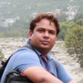 Rahul Manav, 36, New Delhi, India