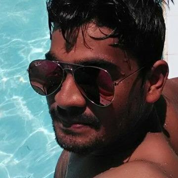 Akshay Agrawal, 28, Mumbai, India