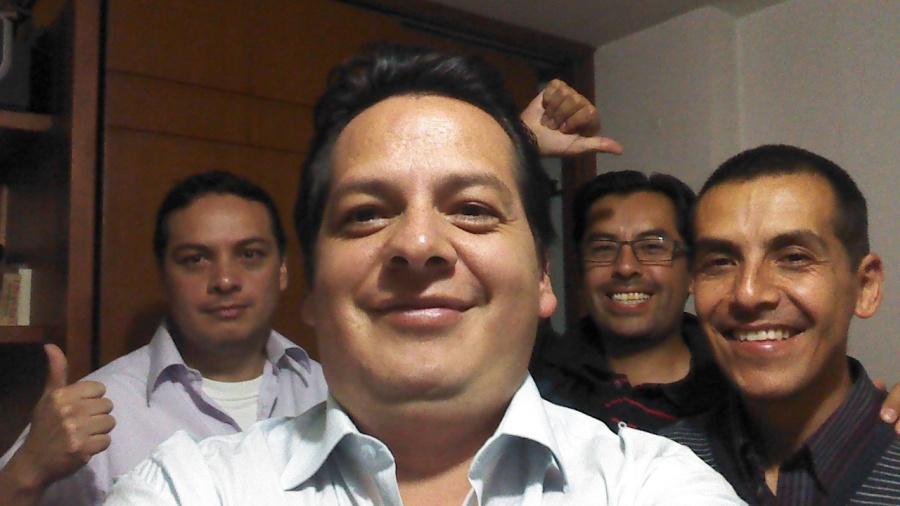 Oscar Revelo, 44, Pasto, Colombia