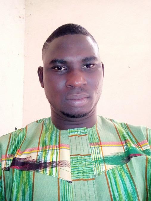 Prince Daramola, 28, Abuja, Nigeria