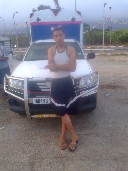 Yacine Yacine, 29, Tlemcen, Algeria