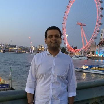 Dhanraj, 33, Gurgaon, India