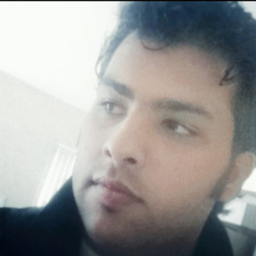 Ibrahim, 31, Ad Dammam, Saudi Arabia