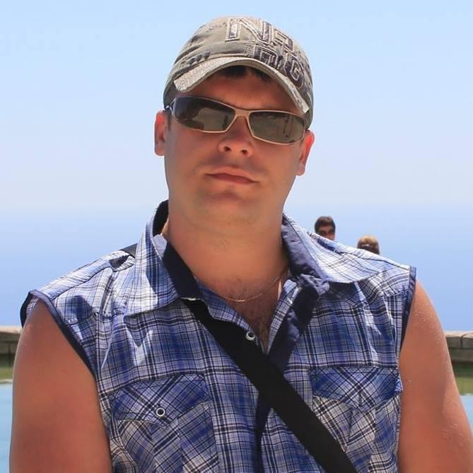 Dan Brown, 37, Slov'yans'k, Ukraine