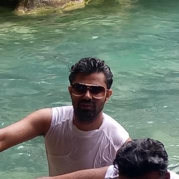 Ganesh chauhan, 29, Chennai, India