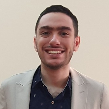 Mohamed Mansour, 23, Sharjah, United Arab Emirates