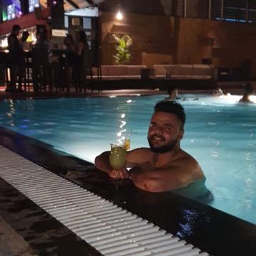 Neal, 27, Chandigarh, India