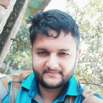 Sharma, 32, New Delhi, India