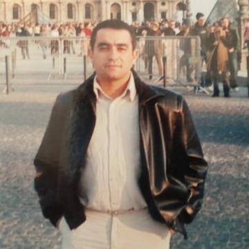 Hamid Hamidou, 43, Oujda, Morocco