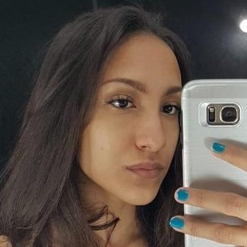 Liege Cangussu, 24, Sao Jose dos Campos, Brazil