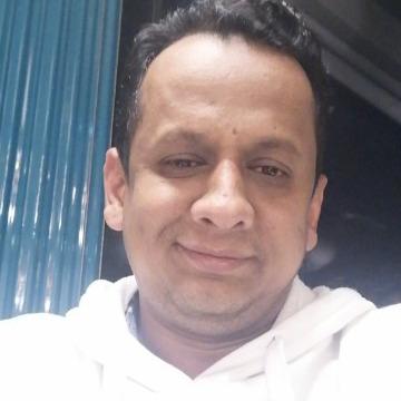 Muhammad, 36, Dubai, United Arab Emirates