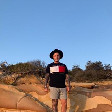 Chris Lord, 30, Perth, Australia