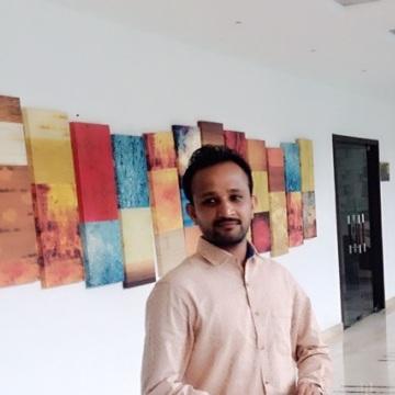 Vivek Sharma, 33, New Delhi, India