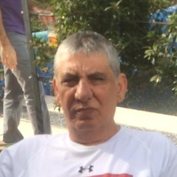 David Ben Shabat, 61, Rehovot, Israel