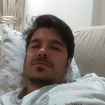 Sinan, 30, Ankara, Turkey