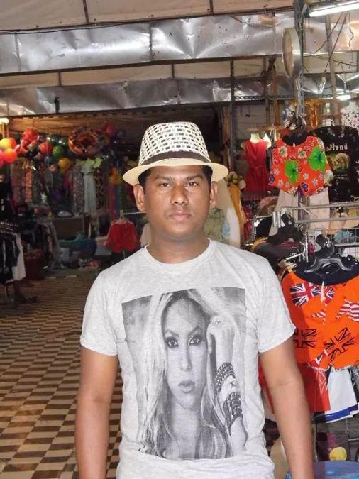 Sumon, 35, Doha, Qatar
