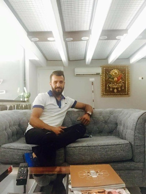 Ayaz Kaya, 29, Istanbul, Turkey