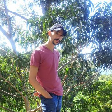 Jihad El Hawari, 29, Tangier, Morocco
