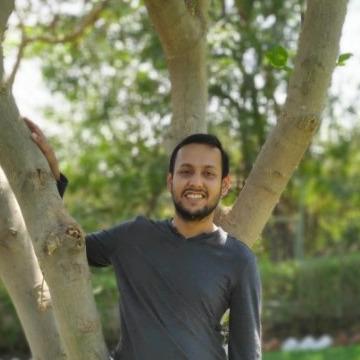 Ron Marsh, 28, Chandigarh, India