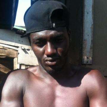 Sterling Derrick Kwateng, 25, Accra, Ghana