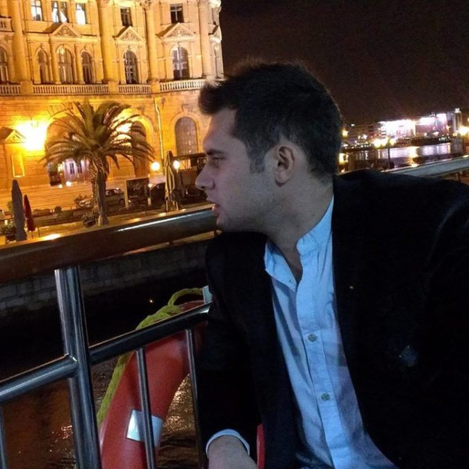 Berk, 33, Istanbul, Turkey