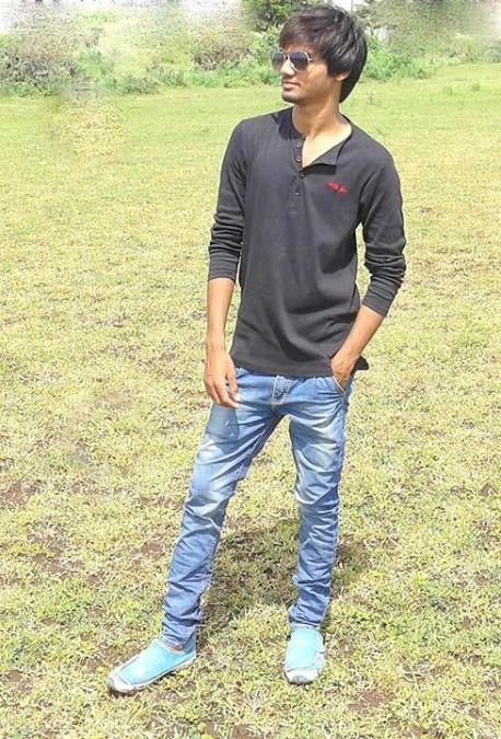 Rangpara Vivek, 24, Gujrat, India