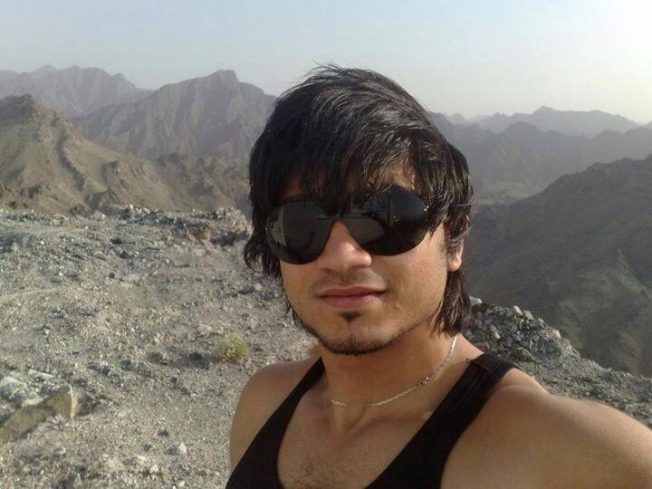 Saeed Abu Zeaiter, 31, Abu Dhabi, United Arab Emirates