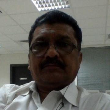 Mohandas, 64, Dubai, United Arab Emirates