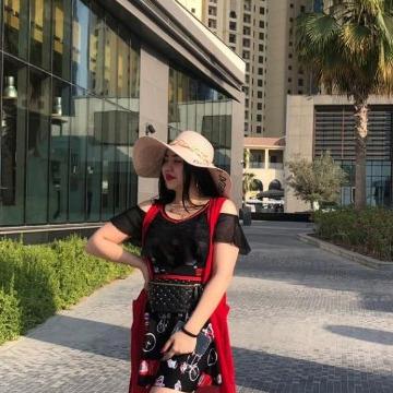 Jonon Khalifa, 22, Dubai, United Arab Emirates