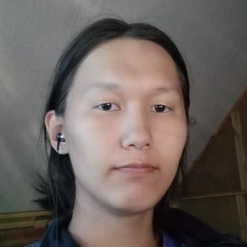 айсен, 20, Yakutsk, Russian Federation