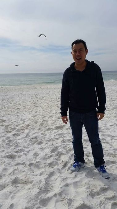 Kevin Chuang, 41, Tallahassee, United States