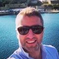 Maurizio, 46, Istanbul, Turkey