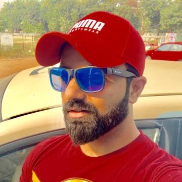 Udit Kapoor, 32, Mumbai, India