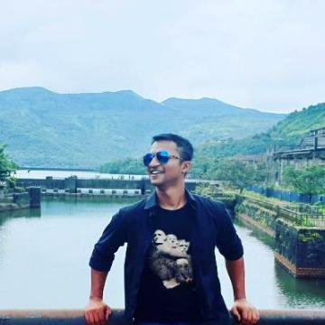 Deepak Choudhary, 27, Pune, India