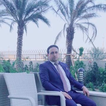 Taha Ahmed, 32, Baghdad, Iraq