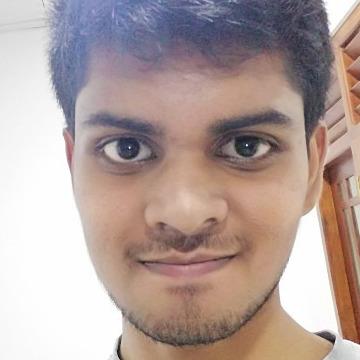 Navinda perera, 19, Colombo, Sri Lanka