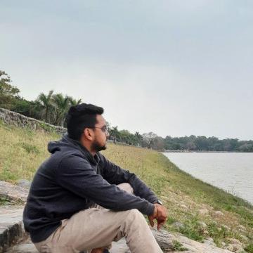 Saurabh Mandhania, 27, Mumbai, India