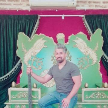 mohammed, 34, Basrah, Iraq