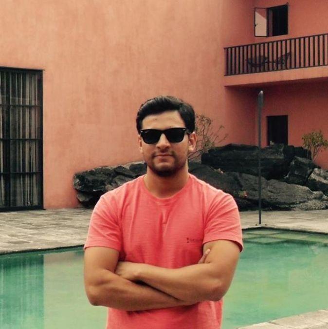 Luis Quintanilla, 29, Valle De Bravo, Mexico