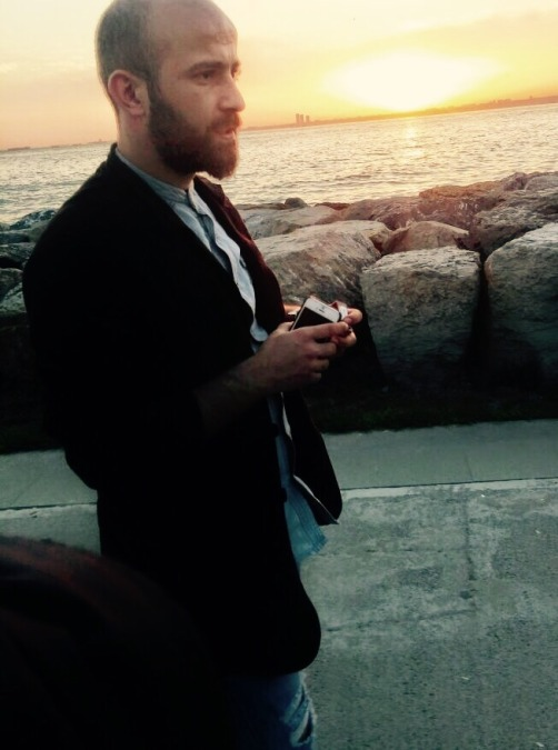 Recep, 28, Istanbul, Turkey