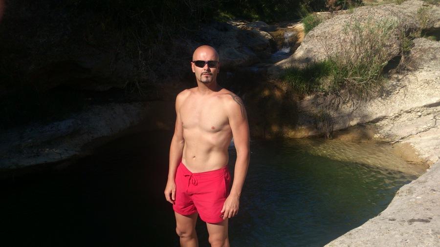 Miguel, 40, Alcala De Henares, Spain