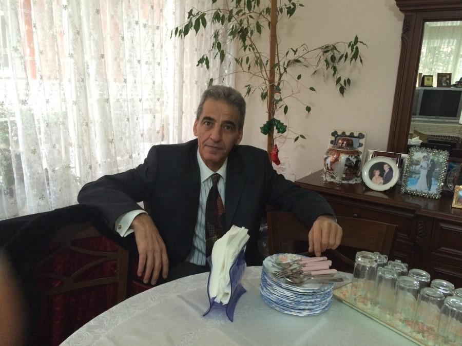 Osman YILDIRIM, 57, Ankara, Turkey