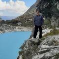 Marcelo Zaragoza, 45, Miraflores, Peru