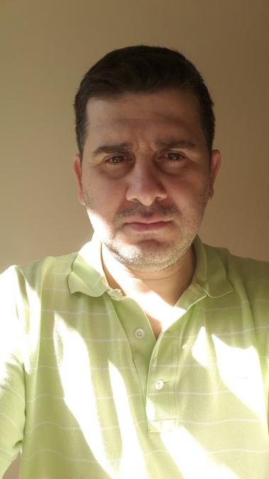 ozkan, 47, Istanbul, Turkey