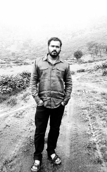 Mayoor Purohit, 35, Nashik, India