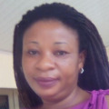 Mina kankam, 39, Accra, Ghana