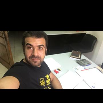 Mahmoud El Nayal, 34, Cairo, Egypt