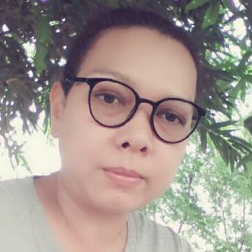 ดวเดือน แสงเดือนเด่น, 38, Tha Yang, Thailand