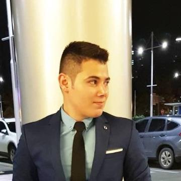 Jose Moltó Villarreal, 26, Panama, Panama