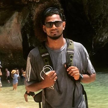 Franco, 30, Mumbai, India